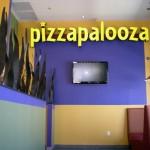 pizzapalooza wall mounted tv